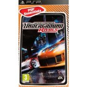 Need For Speed Underground Rivals (PSP Essentials) (Europe)