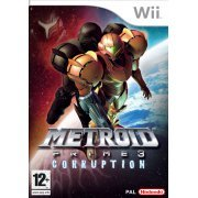 Metroid Prime 3: Corruption (Europe)