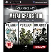 Metal Gear Solid HD Collection (Europe)