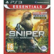 Sniper: Ghost Warrior (Special Edition) (Essentials) (Europe)
