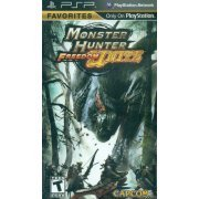 Monster Hunter Freedom Unite (Favorites) (US)