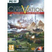 Sid Meier's Civilization V (DVD-ROM) (Europe)