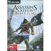 Assassin's Creed IV: Black Flag (English) (DVD-ROM) (Asia)