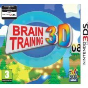 Brain Training 3D (Europe)