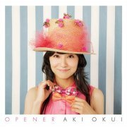 Okui Aki Best & New Song Album - Opener (Japan)