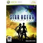 Star Ocean: The Last Hope (Europe)
