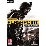 Operation Flashpoint: Dragon Rising (DVD-ROM) (Europe)