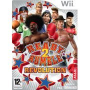 Ready 2 Rumble: Revolution (Europe)