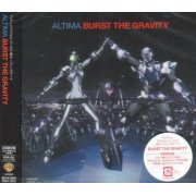 Burst The Gravity [CD+DVD Limited Edition] (Japan)