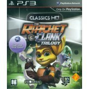 The Ratchet & Clank Trilogy: Classics HD (Asia)