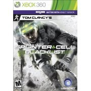 Tom Clancy's Splinter Cell: Blacklist (US)