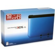 Nintendo 3DS XL (Black x Blue) (US)