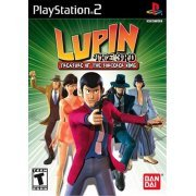 Lupin the 3rd: Treasure of the Sorcerer King (US)