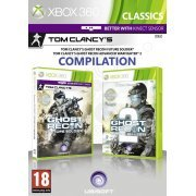Tom Clancy's Ghost Recon: Future Soldier / Ghost Recon Advanced Warfighter 2 Double Pack (Classics) (Europe)
