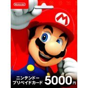 Nintendo eShop Card 5000 YEN | Japan Account  digital (Japan)