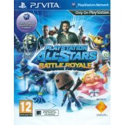 PlayStation All-Stars Battle Royale (Europe)