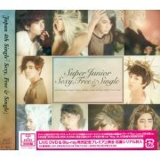 Sexy, Free & Single [CD+DVD Limited Edition] (Japan)