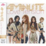 Love Tension [CD+DVD Limited Edition Jacket A] (Japan)