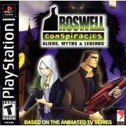 Roswell Conspiracies: Aliens, Myths & Legends (US)
