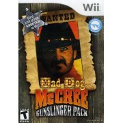 Mad Dog McCree: Gunslinger Pack (US)