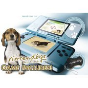 Nintendo DS Teal with Nintendogs Best Friends Bundle (US)