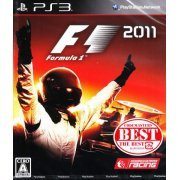 F1: 2011 (Codemasters the Best) (Japan)