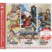 Sengoku Basara HD Collection Original Soundtrack (Japan)