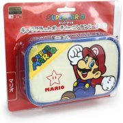 Character Flat Pouch 3DS (Mario Version) (Japan)
