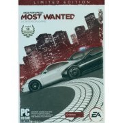 Need for Speed: Most Wanted - A Criterion Game (Limited Edition) (DVD-ROM) (English Version) (Asia)