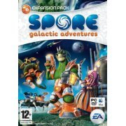 Spore Galactic Adventures (DVD-ROM) (Europe)