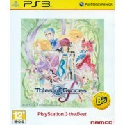 Tales of Graces f (PlayStation3 the Best Version) (Asia)