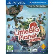 LittleBigPlanet PS Vita (Chinese & English Version) (Asia)