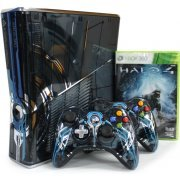 Xbox 360 Slim Console (320GB) Halo 4 Limited Edition (US)