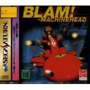 Blam! Machine Head (Japan)