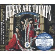 Queens Are Trumps - Kirihuda Wa Queen - [CD+DVD Limited Edition] (Japan)