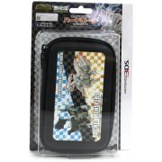 Pokemon Hard Pouch for 3DS (Black Kyurem & White Kyurem Version) (Japan)