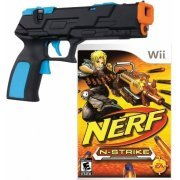 Dual Trigger Light Blaster (Included Nerf N-Strike Game) (US)