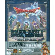 Dragon Quest X Mezameshi Itsutsu No Shuzoku Online Official Guide Book (Japan)