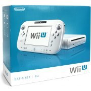 Wii U Basic Set (8GB) (Japan)