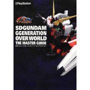 SD Gundam G Generation World Over The Master Guide (Japan)