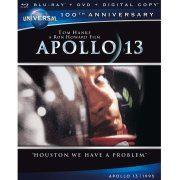 Apollo 13 [Blu-ray+DVD+Digital Copy] (US)