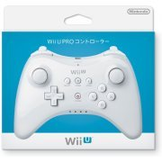 Nintendo Wii U Pro Controller (White) (Japan)