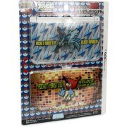 Dress-up Hard Cover for 3DS LL - Pokemon Set (Black Kyurem + Keldeo) (Japan)