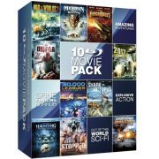 Blu-Ray 10 Pack (US)