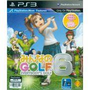 Minna no Golf 6 (Asia)