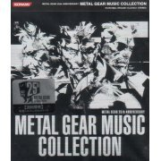 Metal Gear 25th Anniversary Metal Gear Music Collection (Japan)