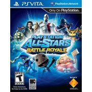 PlayStation All-Stars Battle Royale (Chinese + English Version) (Asia)