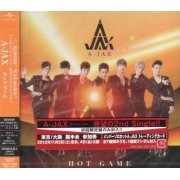 Hot Game [CD+DVD Limited Edition Type A] (Japan)