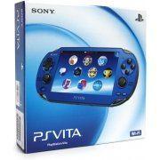 PSVita PlayStation Vita - Wi-Fi Model (Sapphire Blue) (Japan)