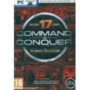 Command & Conquer: The Ultimate Collection (Code in a Box) (Europe)